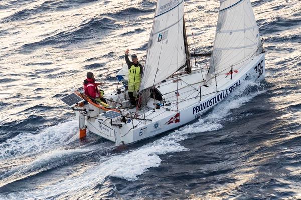 PROMOSTUDI LA SPEZIA, MINI 6.50, Sail n: ITA756, Owner: ALBERTO BONA
