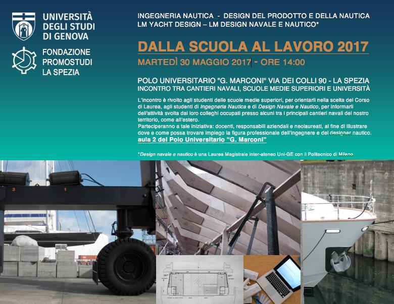 Ufficio Erasmus Architettura Genova : Dalla scuola al lavoro u2013 edizione 2017 u2013 polo universitario g. marconi