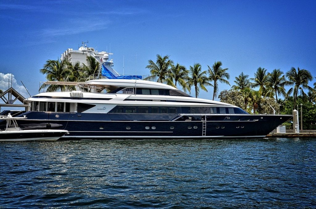 yacht, fort lauderdale, florida